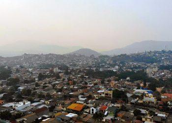 Pronóstico de lluvias sigue vigente para el suroccidente de Honduras (Vídeo)
