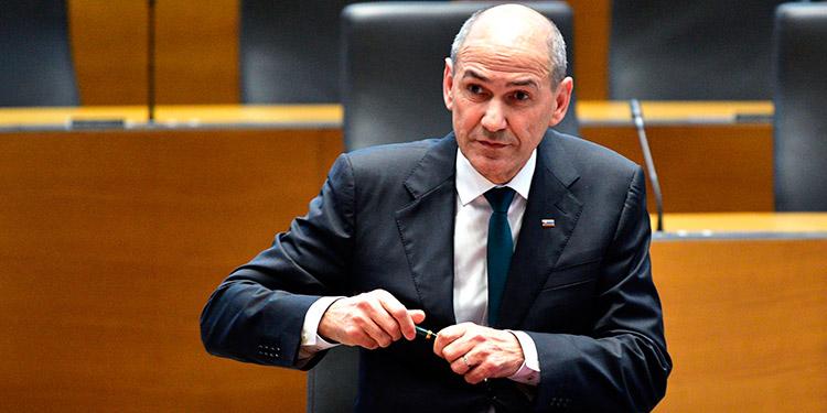 El primer ministro esloveno pide la dimisión del director de la OMS