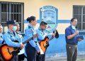 Una semana santa llena de fe y reflexión promueven policías de Honduras (Vídeo)