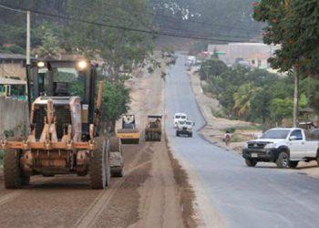 Virus retrasa construcción de la carretera de oriente