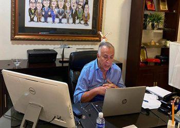 Oliva aplaudió la decisión del mandatario de darles estabilidad a los trabajadores de salud.