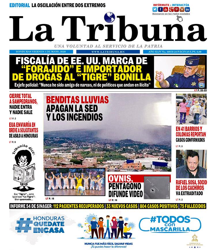 BENDITAS LLUVIAS APAGAN LA SED Y LOS INCENDIOS