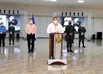 Autoridades del Instituto Nacional Penitenciario (INP), suspendieron las visitas para los privados de libertad para reducir el riesgo de contagio, indicó el viceministro de Seguridad, Luis Suazo.