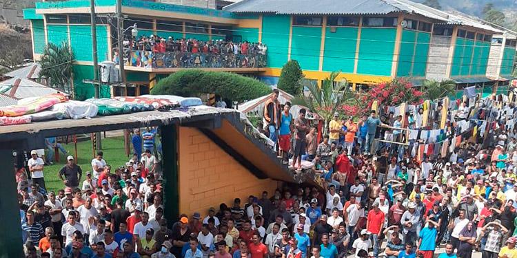 En San Pedro Sula inicia preliberación de reclusos