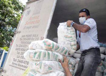 La circulación de productores se autoriza por la crisis sanitaria que enfrenta el país debido al COVID-19.