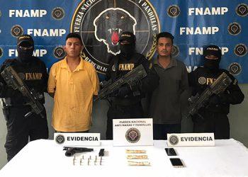 Atrapan al 'Baby Pantera' y otro supuesto bandido de la pandilla 18 en Cortés (Vídeo)