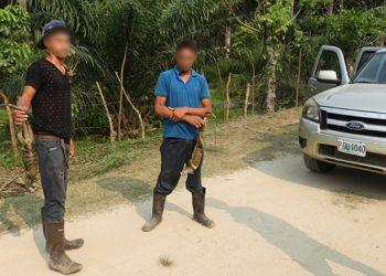 Combaten cacería y pesca ilegal durante el toque de queda en Honduras