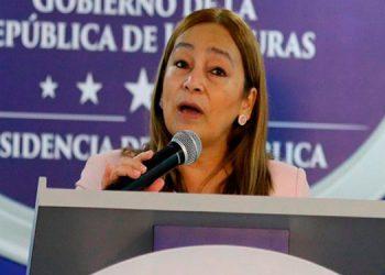 """Rocío Tábora: """"Trabajo y salarios son prioridad en Finanzas"""""""