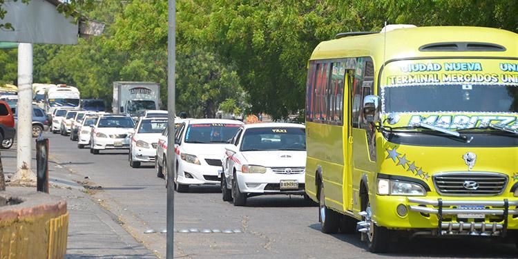 Transportistas anuncian protesta