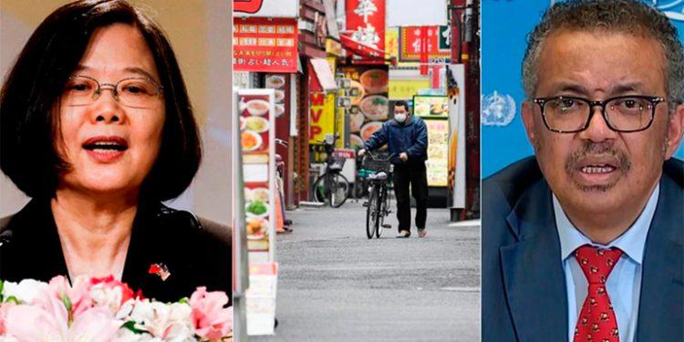 Nicaragua gestiona para que Taiwán sea aceptado en OMS ante COVID-19