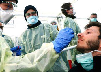 Preocupa al gobierno alemán incremento en casos de COVID-19