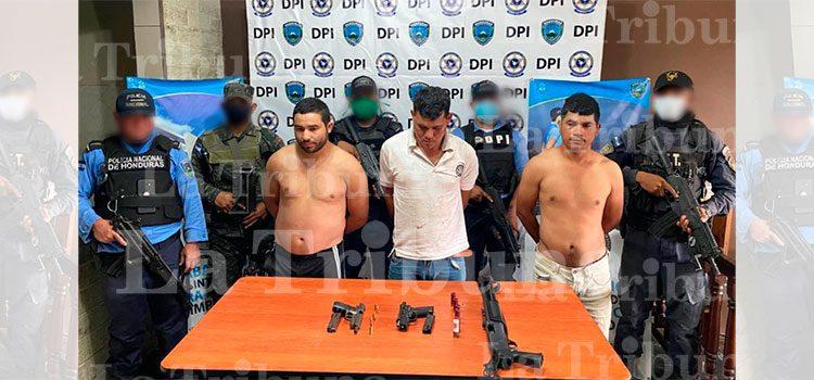 """Desarticulan banda delictiva """"Chepe Rodas"""" en Copán"""