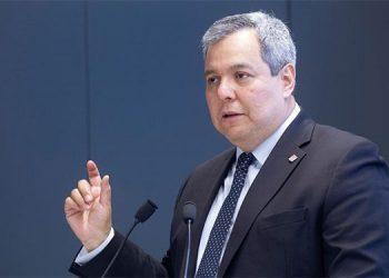 El presidente del Banco Centroamericano de Integración Económica (BCIE), Dante Mossi. EFE