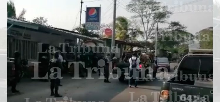 Decomisan bebidas alcohólicas por incumplir ordenanza ante pandemia en San Pedro Sula