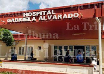 Mujer sospechosa de COVID-19 da a luz en hospital de Danlí