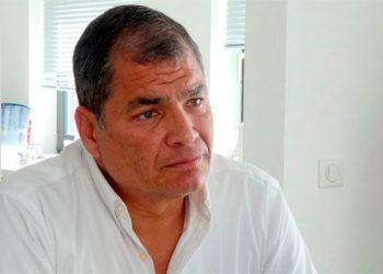 Ecuador sentencia expresidente Correa a pagar indemnización