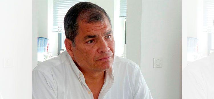 Ecuador: condenan por corrupción a expresidente Correa