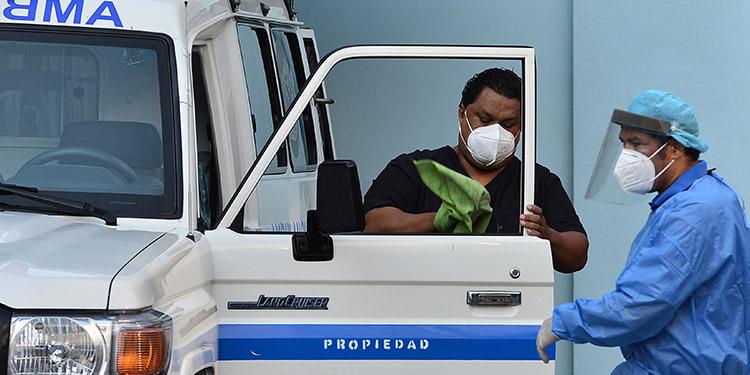 Honduras suma 55 muertos por Covid-19 y 591 casos positivos