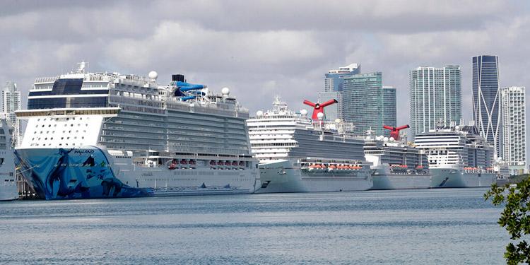 EEUU levanta veto a navegación de cruceros por covid-19 pero con condiciones