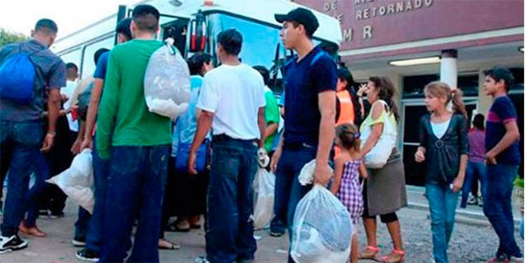 """En medio de pandemia 17 mil """"catrachos"""" fueron retornados a Honduras"""