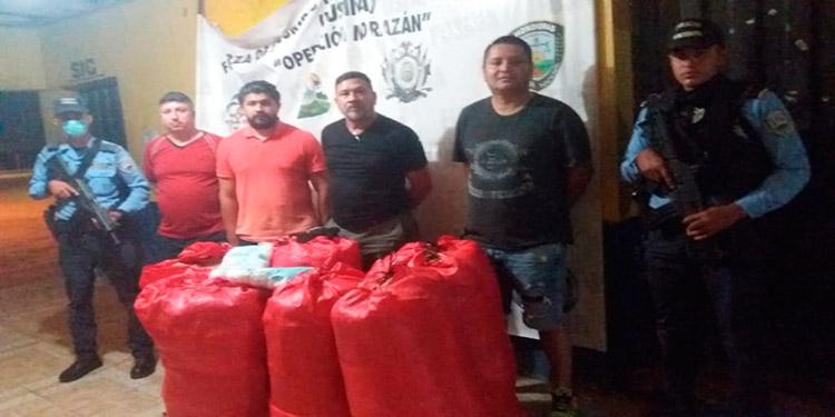 Se informó que los cuatro requeridos con las mascarillas en el punto fronterizo de Las Manos, Alauca, El Paraíso, fueron dejados en libertad.