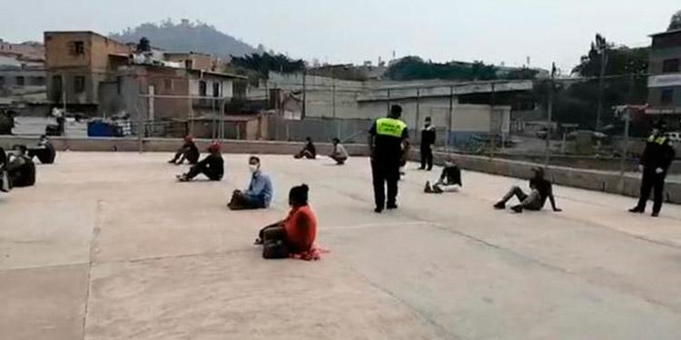 Policía Nacional reporta más de 12 mil detenidos por vagancia