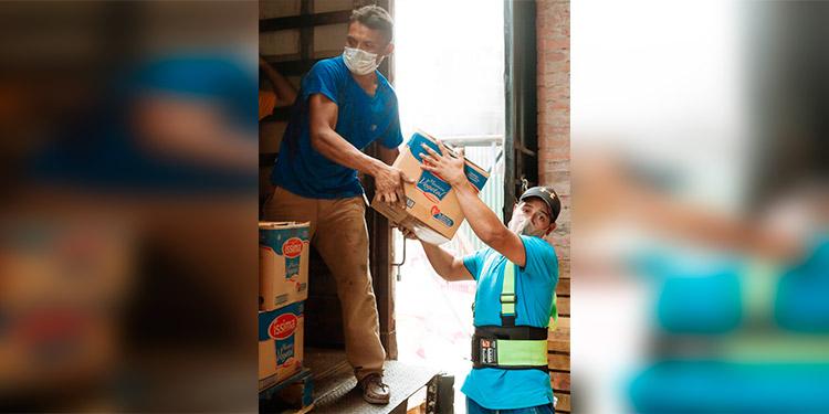 Dinant avanza como fuerza para el bienestar común frente a la pandemia