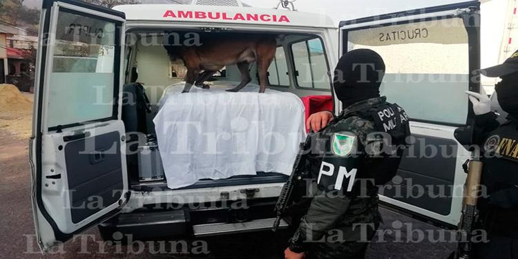 Caen dos empleados del HEU por transportar drogas en ambulancia (Video)