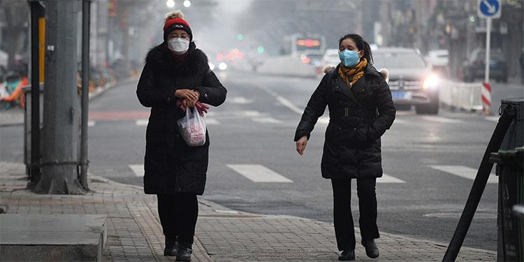 EEUU acusa a China de aprovechar el virus para ampliar su influencia regional