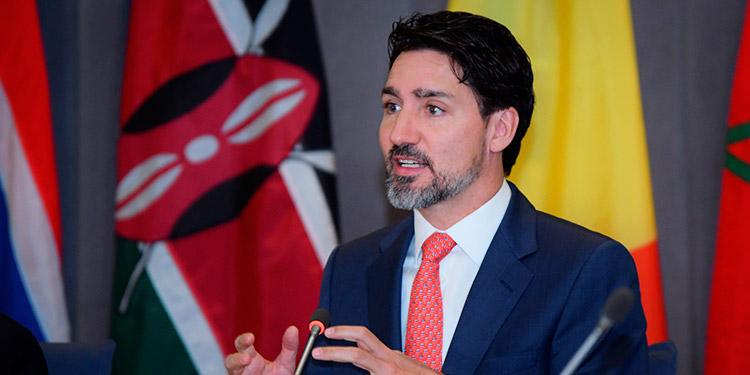 Justin Trudeau afirma que la vacuna de AstraZeneca es 'segura y eficaz'