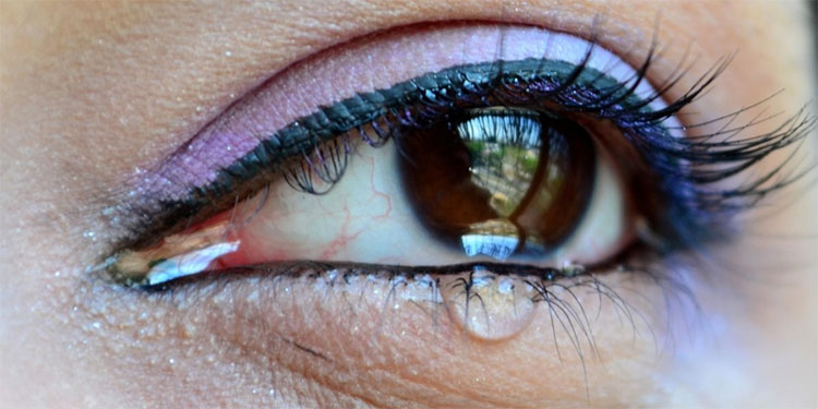 El coronavirus está presente en las lágrimas, según investigación italiana