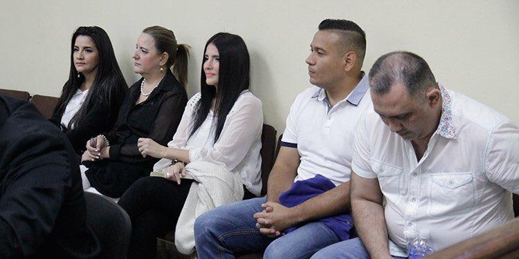 """Declara culpable a socia de """"Los Cachiros"""" y a sus cuatro hermanos"""