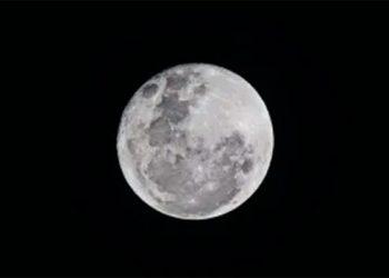 """Causa impacto en redes sociales """"aparición"""" del demonio en la Luna"""