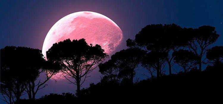 Superluna rosa: Los efectos que tendrá sobre nosotros y cómo aprovechar su poder