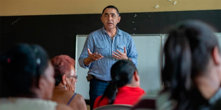 """Mario Pineda propone al PN suspender aportación voluntaria de """"Cachurecos"""""""