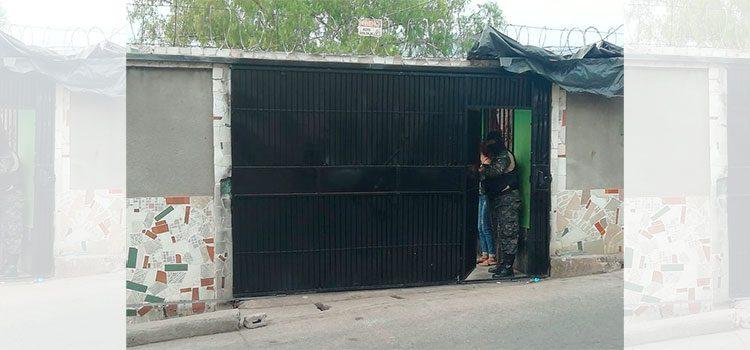 Al menos tres personas muertas adentro de una casa en colonia La Esperanza