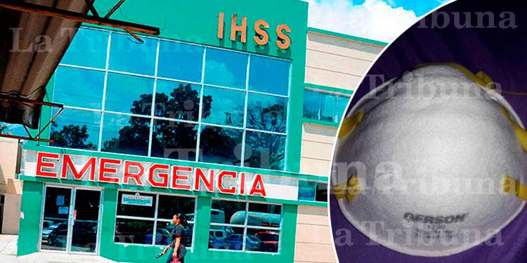 Desaparecen mascarillas N95 del IHSS en San Pedro Sula