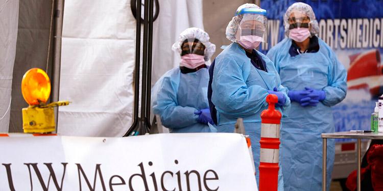 EEUU tuvo muertes por virus antes del primer caso confirmado