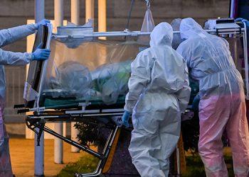 Europa supera los 40.000 muertos por coronavirus y EEUU bate récord de decesos diarios