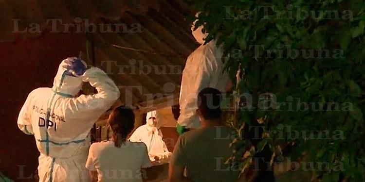 Porque supuestamente tenía COVID-19 hombre se suicida en Comayagüela
