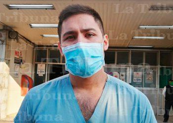 Médicos internistas, residentes y en servicio social anuncian su retiro de salas hospitalarias