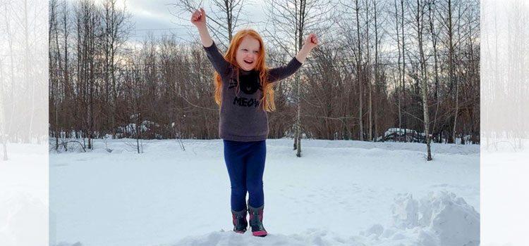 Consejos de niña de Alaska sobre COVID-19 llegan a Trudeau