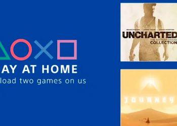 Sony regala dos juegos de PlayStation para que la gente se quede en casa