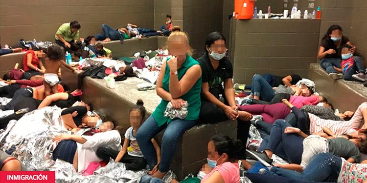 """""""¡Auxilio"""": Los gritos desesperados de inmigrantes en centros de EE. UU."""