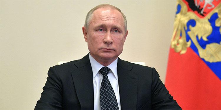 """Putin califica de """"contreproducentes"""" las acusaciones contra China por pandemia"""