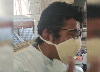 Alcalde de Choluteca sugiere usar mascarillas elaboradas de 'brasier' ante la escasez (Video)