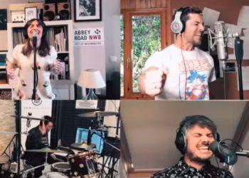 'Resistiré' el himno de la cuarentena cantado por más de 30 artistas (Video)