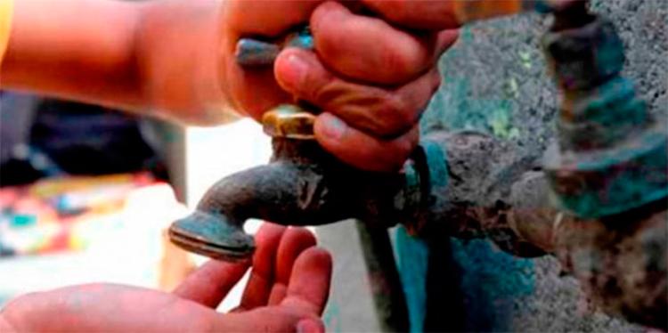SANAA registra bajos niveles en reservas de agua en la capital