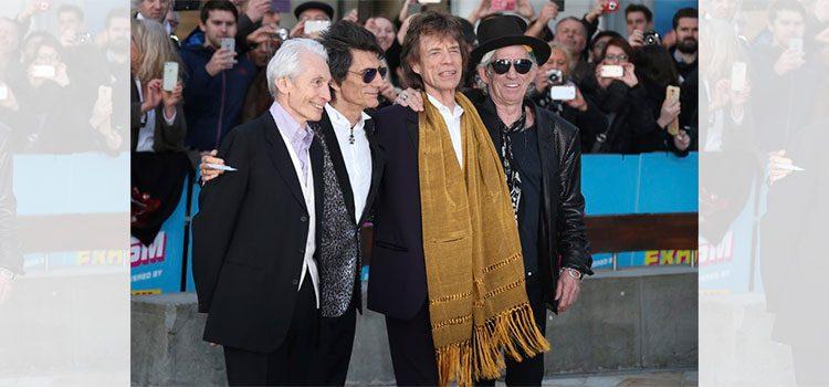 Los Stones se unen a concierto del sábado contra COVID-19