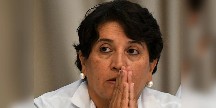Suyapa Figueroa: Medidas de aislamiento han detenido la cantidad de pacientes con COVID-19